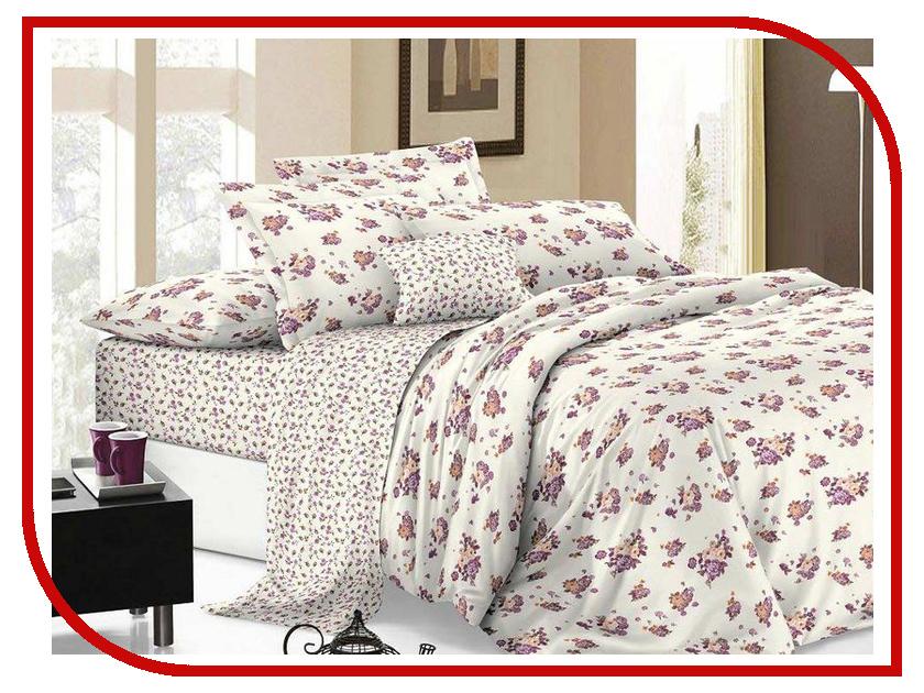 Постельное белье Cleo Pure cotton 15/024-PC Комплект 1.5 спальный Поплин