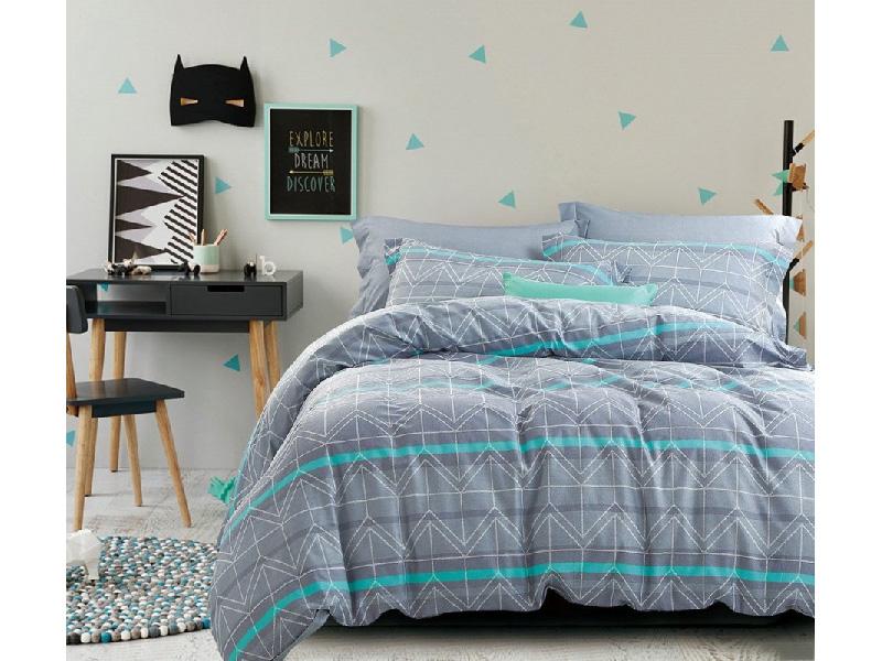 Постельное белье Cleo 20/036-SR Комплект 2 спальный Сатин