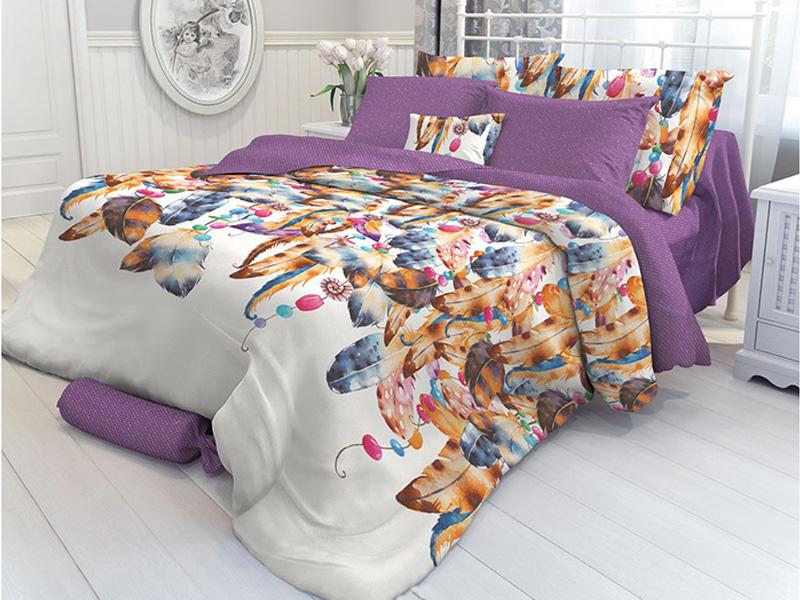 Постельное белье Verossa Constante Indigo Комплект 2 спальный Перкаль 707003