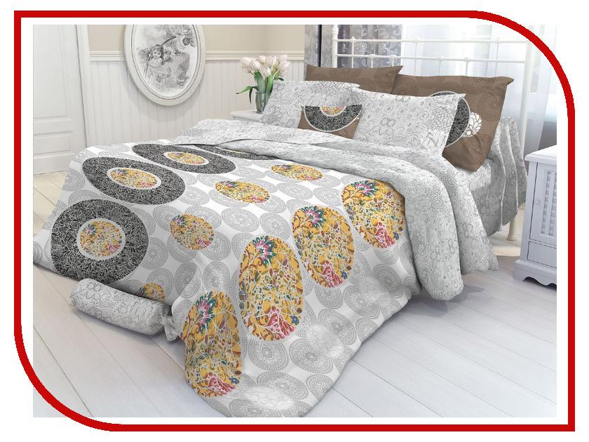Постельное белье Verossa Constante Vizantia Комплект 1.5 спальный Перкаль 718685 постельное белье verossa taurit комплект 1 5 спальный сатин 719512