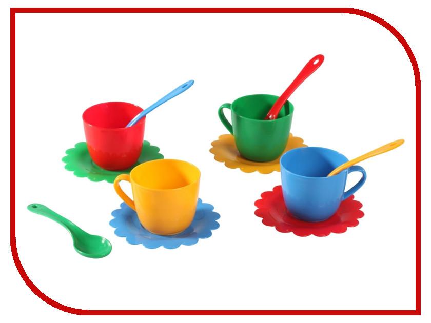 Фото Игра Тигрес Набор посуды Ромашка на 4 персоны 39081