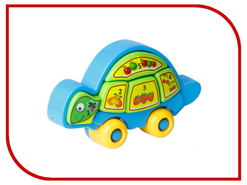 Пазл Тигрес Умная черепаха 39201
