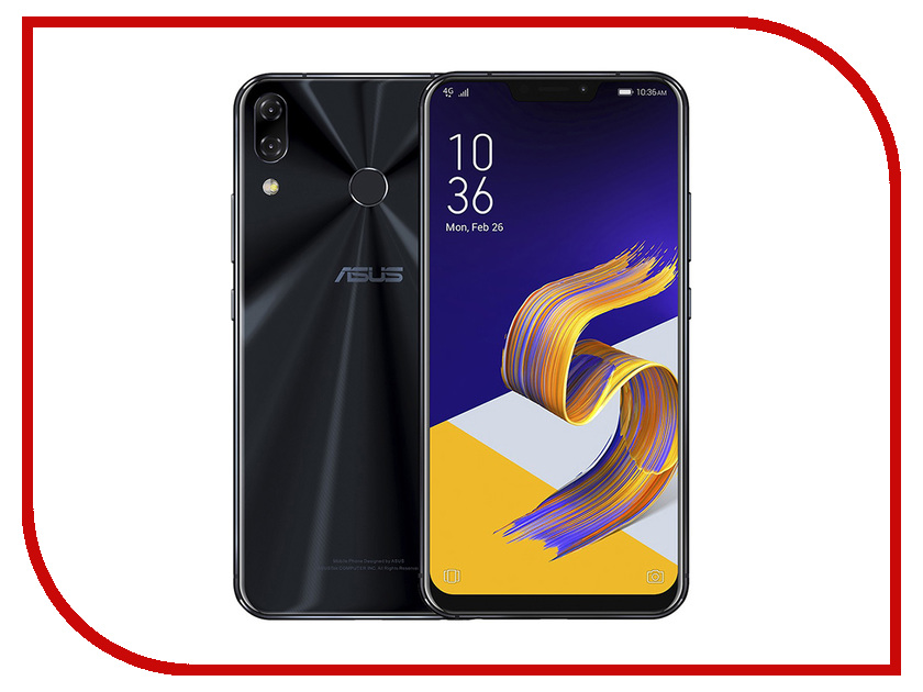 Сотовый телефон ASUS ZenFone 5 ZE620KL 4/64GB Midnight Blue