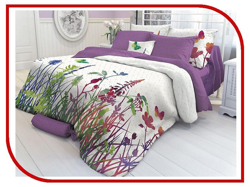 где купить Постельное белье Verossa Constante Fennel Комплект 1.5 спальный Перкаль 706995 по лучшей цене