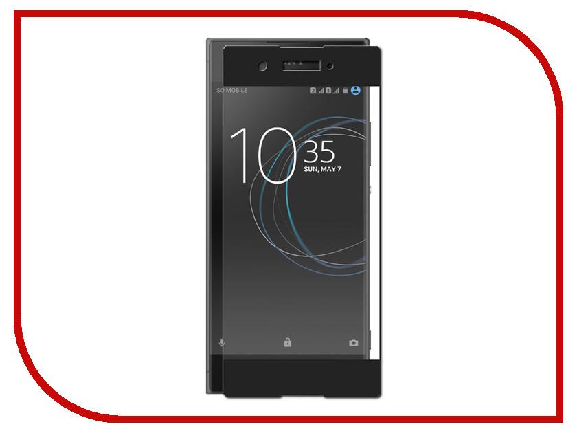 Аксессуар Защитное стекло для Sony Xperia XA1 Solomon Full 0.33mm Black top quality black full lcd display touch screen digitizer assembly for sony xperia z lt36i lt36h lt36 c6603 c6602 l36h parts