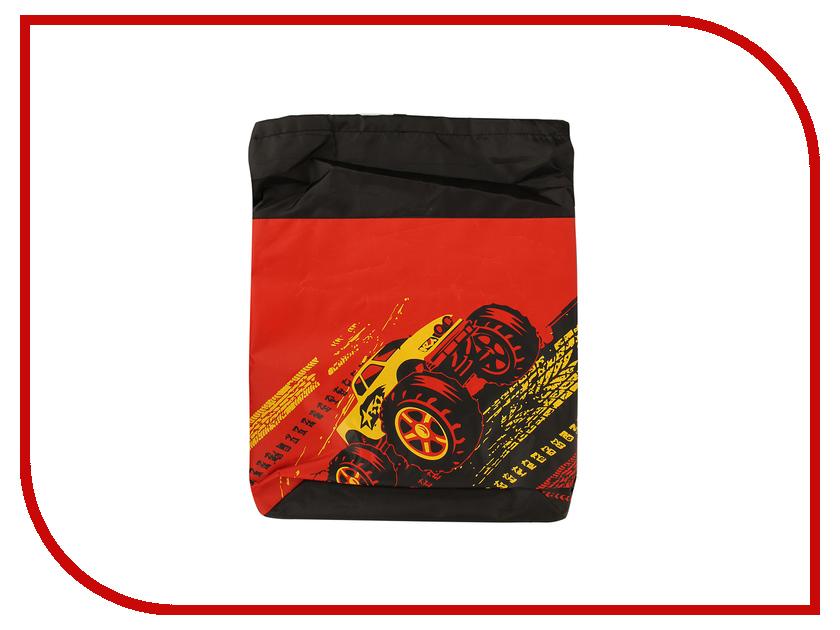 Мешок для обуви Grizzly OM-846-5/3 Red