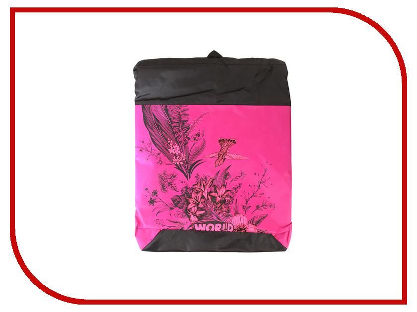 Мешок для обуви Grizzly OM-846-7/3 Crimson