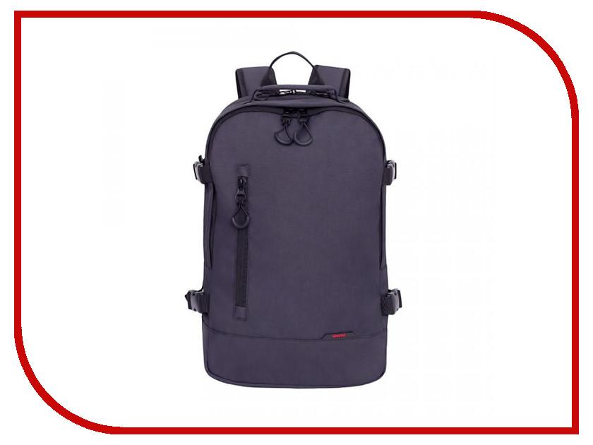 Рюкзак Grizzly RU-813-1/4 Black рюкзак городской grizzly цвет серый ru 809 1 1