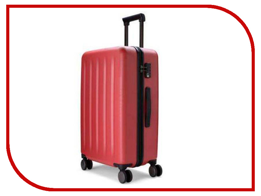 Чемодан Xiaomi Mi Trolley 90 Points 20 55x22.3x37.5cm 36L Red