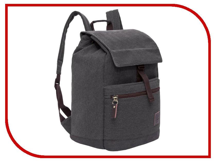 Рюкзак Grizzly RL-851-2/1 Black рюкзак picard 8658 851 001 schwarz