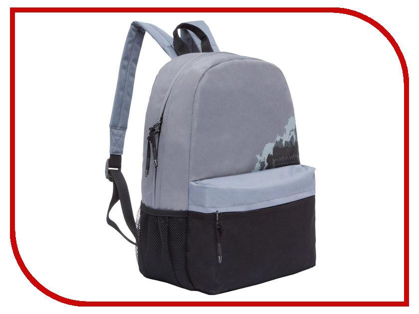 Рюкзак Grizzly RL-855-3/2 Grey