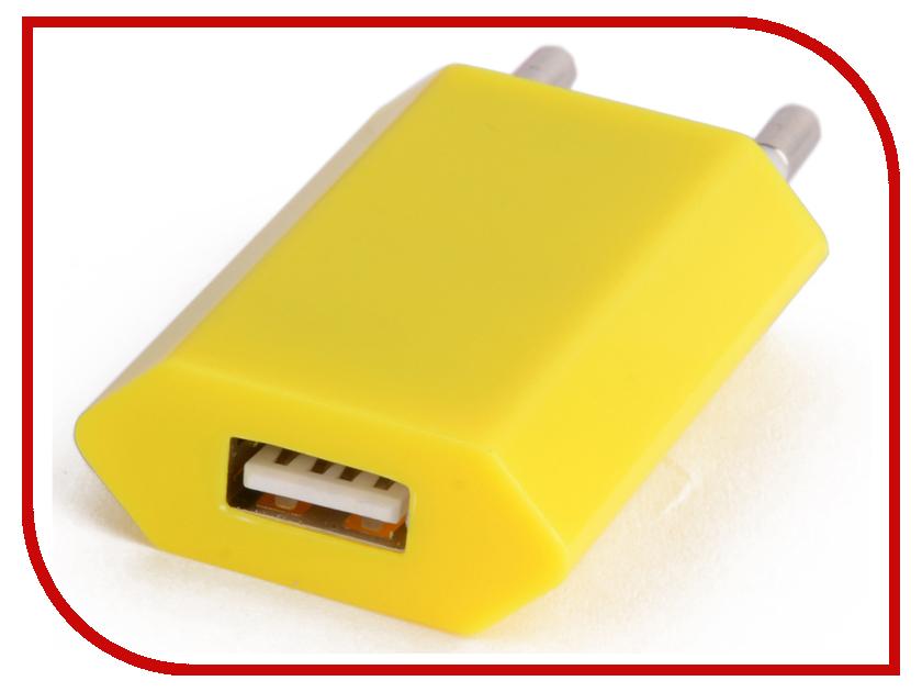 Зарядное устройство Liberty Project USB 1А SM000123 Yellow aluminum project box splitted enclosure 25x25x80mm diy for pcb electronics enclosure new wholesale