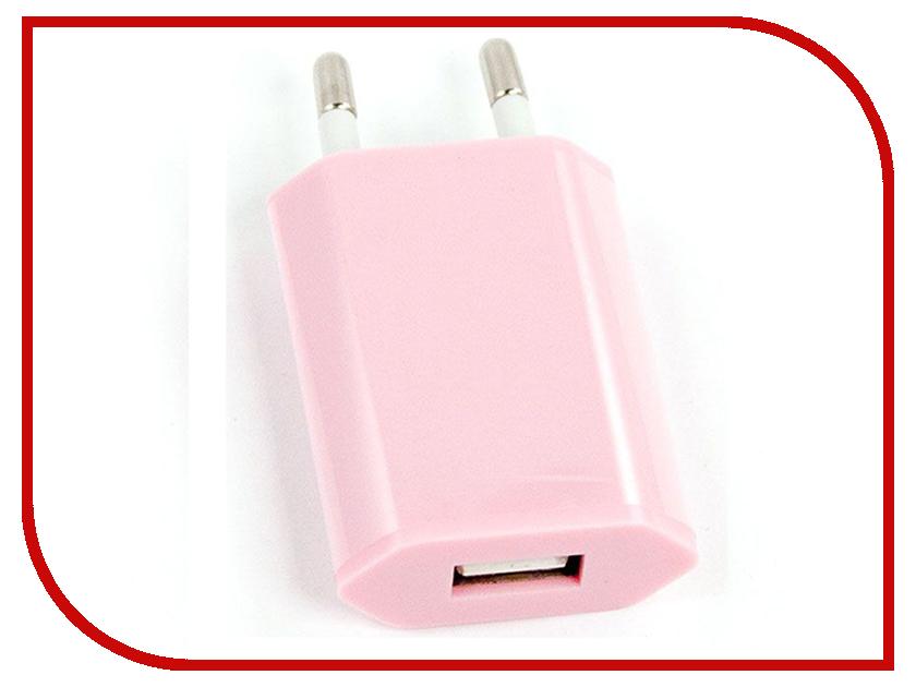 Зарядное устройство Liberty Project USB 1А SM000120 Pink liberty project cd020532 pink