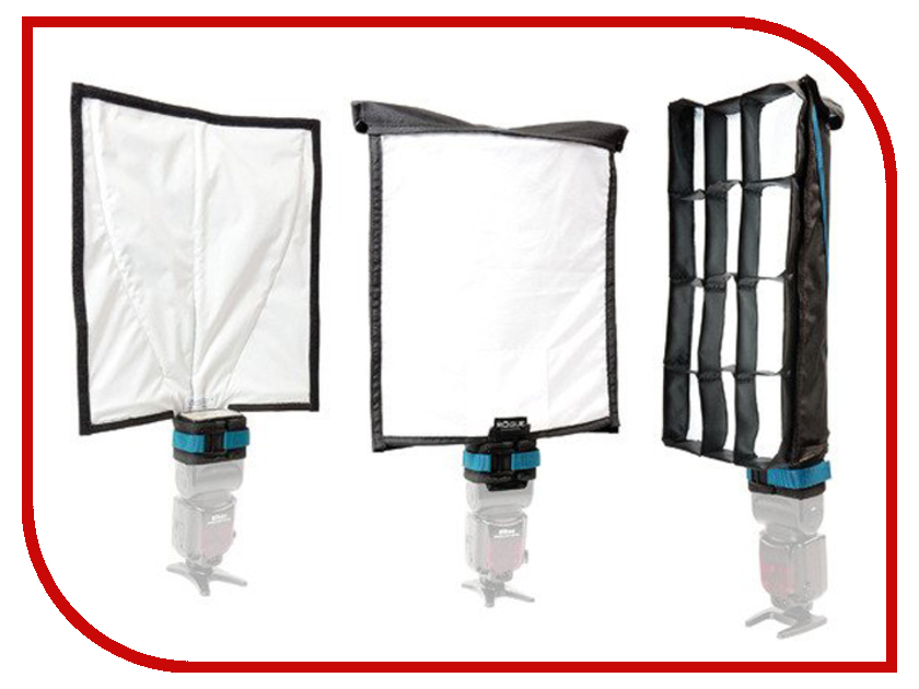 Фото Светоотражатель Rogue ExpoImaging FlashBender 2 XL Pro Lighting System ROGUEXLPRO2