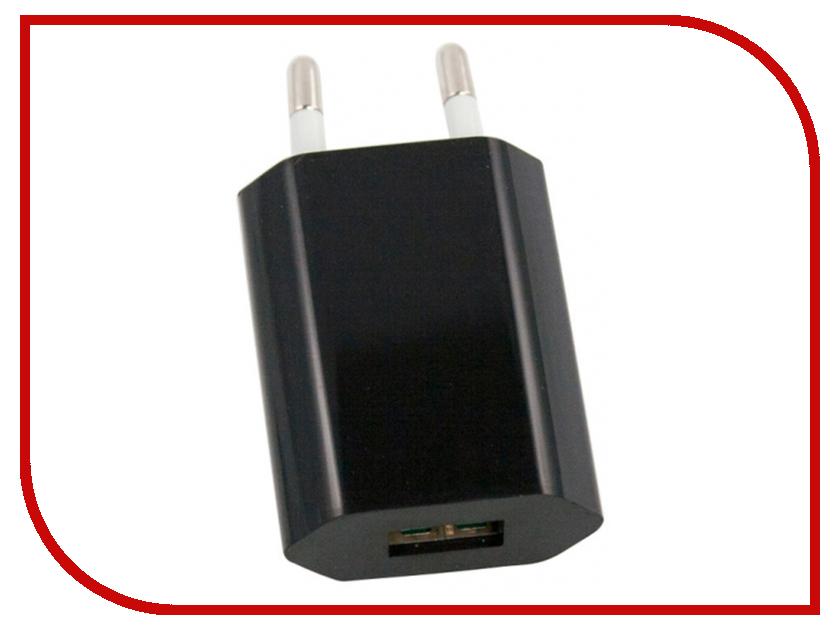 Зарядное устройство Liberty Project USB 1А SM000119 Black зарядное устройство activ usb 1000 ma black 15682