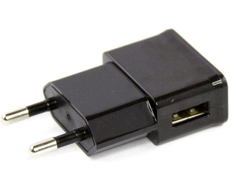 Зарядное устройство Liberty Project USB 1А 0L-00030216 Black
