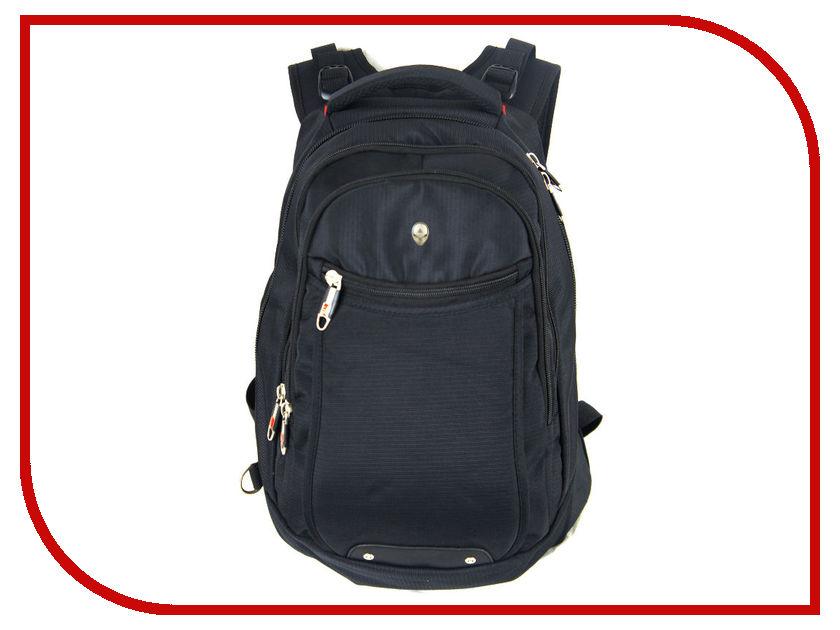 Рюкзак UFO People 6792 Black