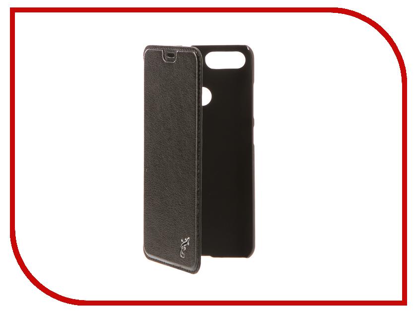 Аксессуар Чехол для ASUS ZenFone Max Plus ZB570TL G-Case Slim Premium Black GG-932