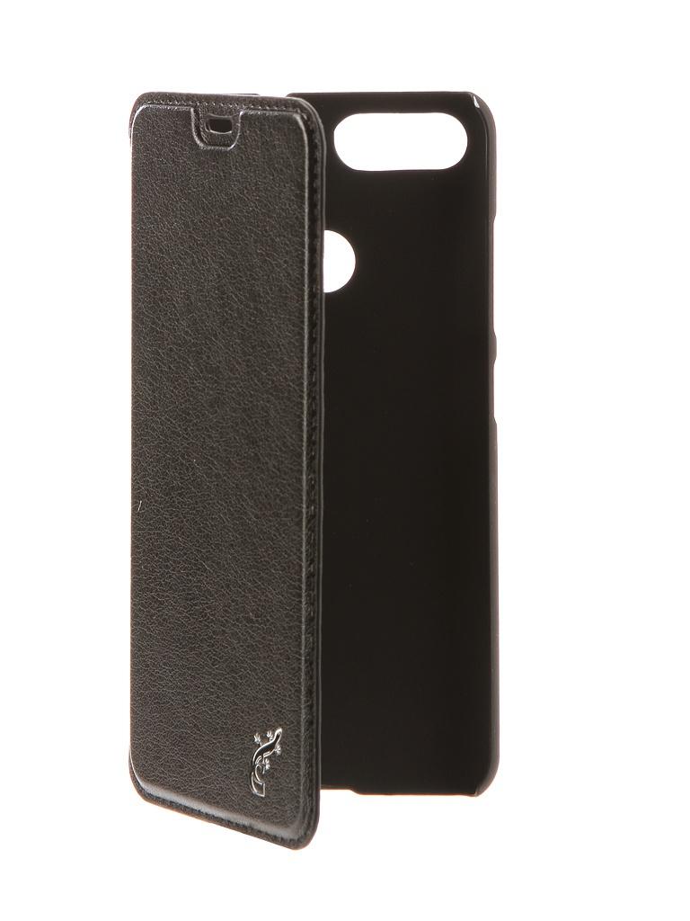 Чехол G-Case для ASUS ZenFone Max Plus ZB570TL Slim Premium Black GG-932 цена