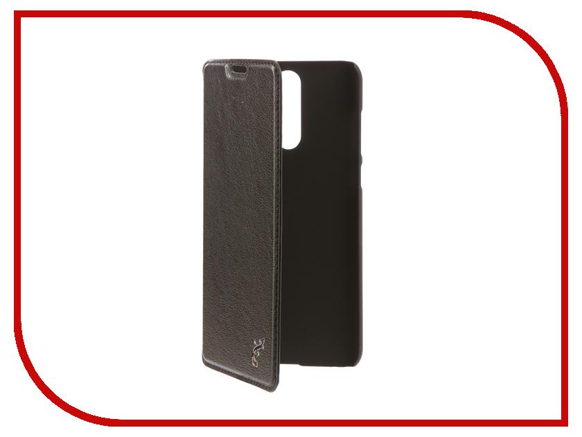 Аксессуар Чехол для Huawei Mate 10 / Nova 2i G-Case Slim Premium Black GG-937 g case slim premium чехол для apple iphone 7 plus black