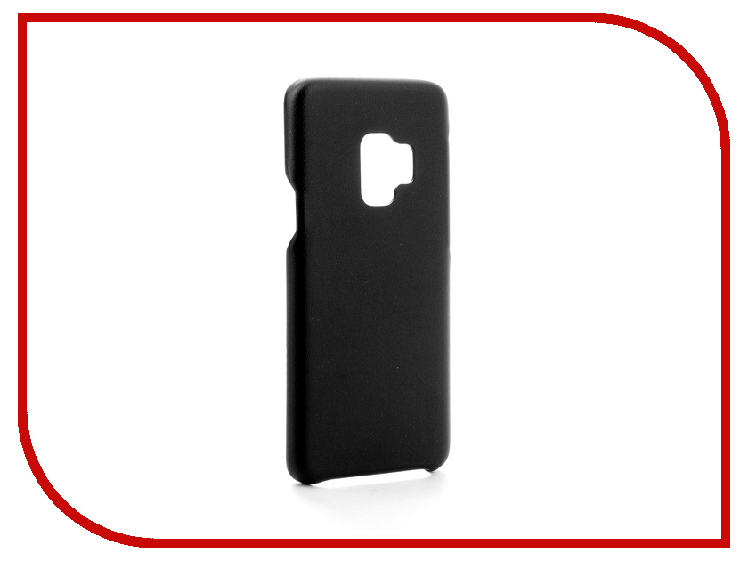 Аксессуар Чехол для Samsung Galaxy S9 GCase Slim Premium Black GG934