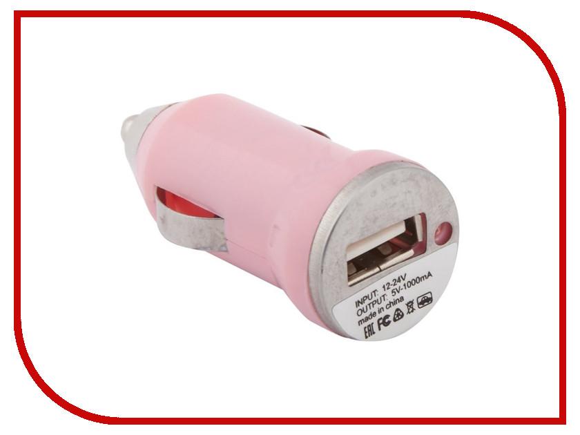Зарядное устройство Liberty Project 1xUSB Pink SM000129 liberty project cd020532 pink