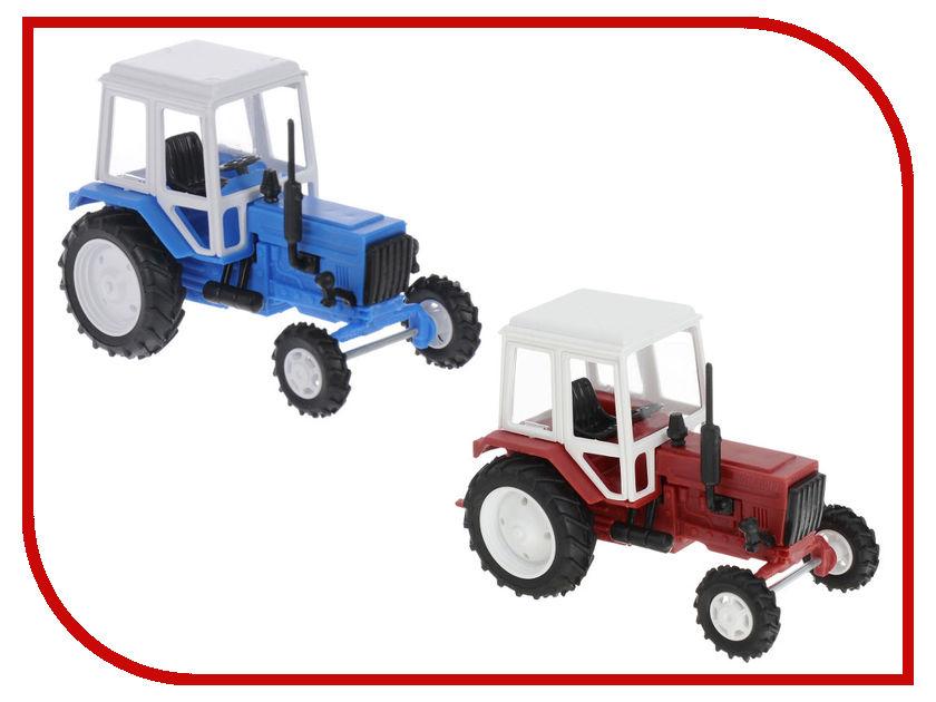 Игрушка Мир отечественных моделей Трактор МТЗ-82 24/24 1:43 367