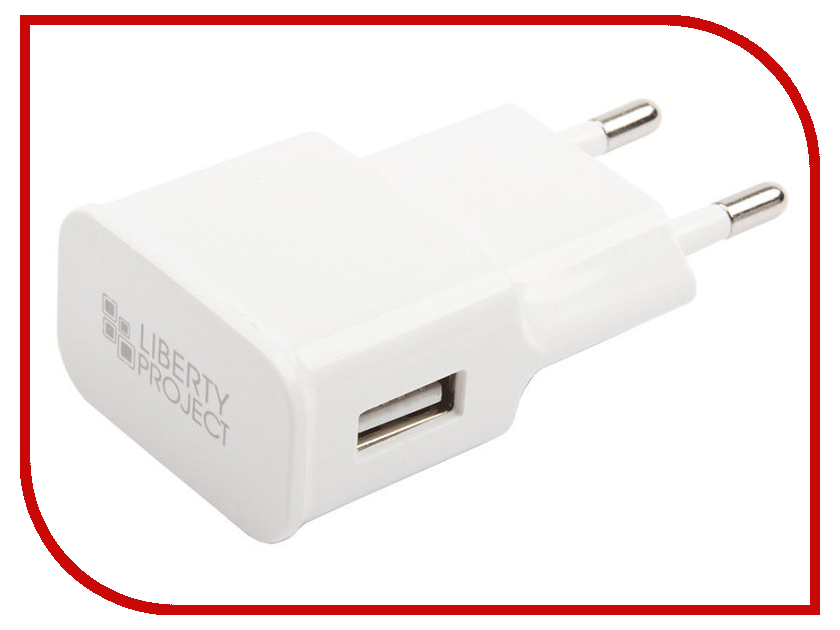 Зарядное устройство Liberty Project USB USB-Type-C 2.1A White 0L-00032733 50pcs micro usb 3 0 male to usb c usb 3 1 type c female extension data cable for macbook tablet 10cm by fedex