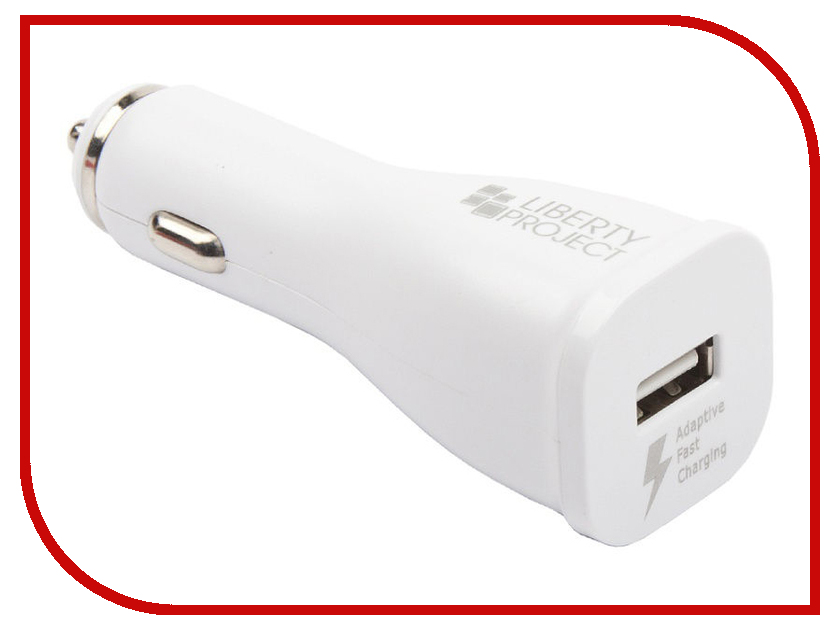 Зарядное устройство Liberty Project Fast Charge USB USB-Type-C 1.67A White 0L-00032735 зарядное устройство liberty project 3xusb 3 1а 0l 00000676 white