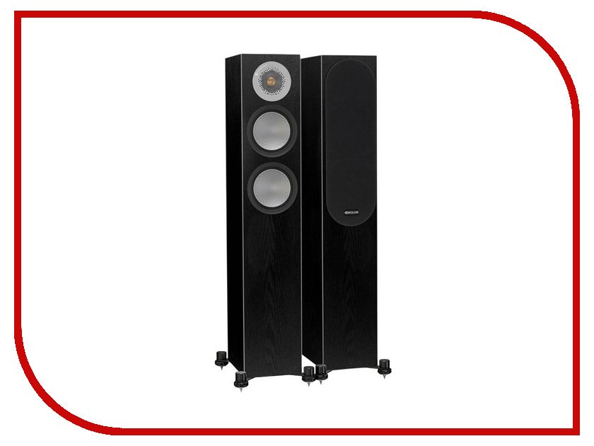 где купить Колонки Monitor Audio Silver 200 Black Oak по лучшей цене
