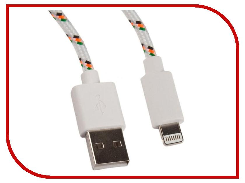 Аксессуар Liberty Project USB-Lightning 8 pin 1m White 0L-00001990 аксессуар liberty project кабель usb lightning 1m white light blue 0l 00030547