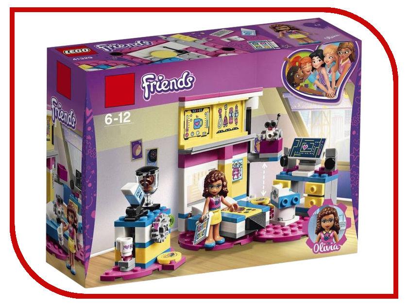 Конструктор Lepin Girls Club Комната Оливии 182 дет. 01054 конструктор lepin fairytale сказочный замок спящей красавицы 360 дет 25012