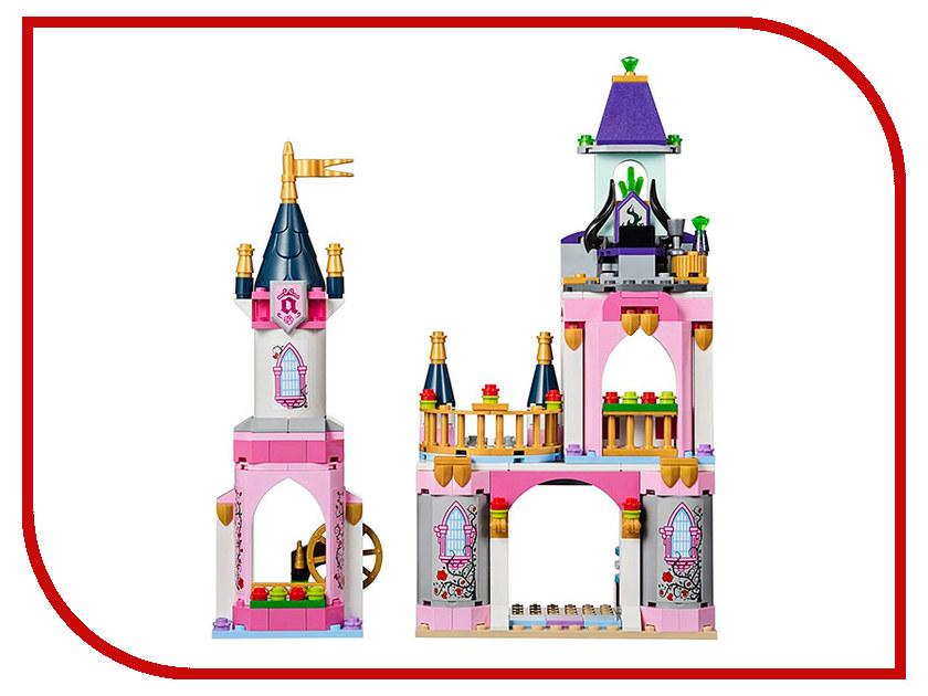Конструктор Lepin Fairytale Сказочный замок Спящей Красавицы 360 дет. 25012 парик спящей красавицы uni
