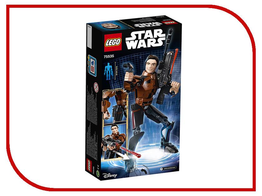 Конструктор Lego Star Wars Хан Соло 75535