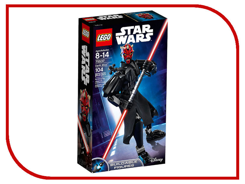 Конструктор Lego Star Wars Дарт Мол 75537