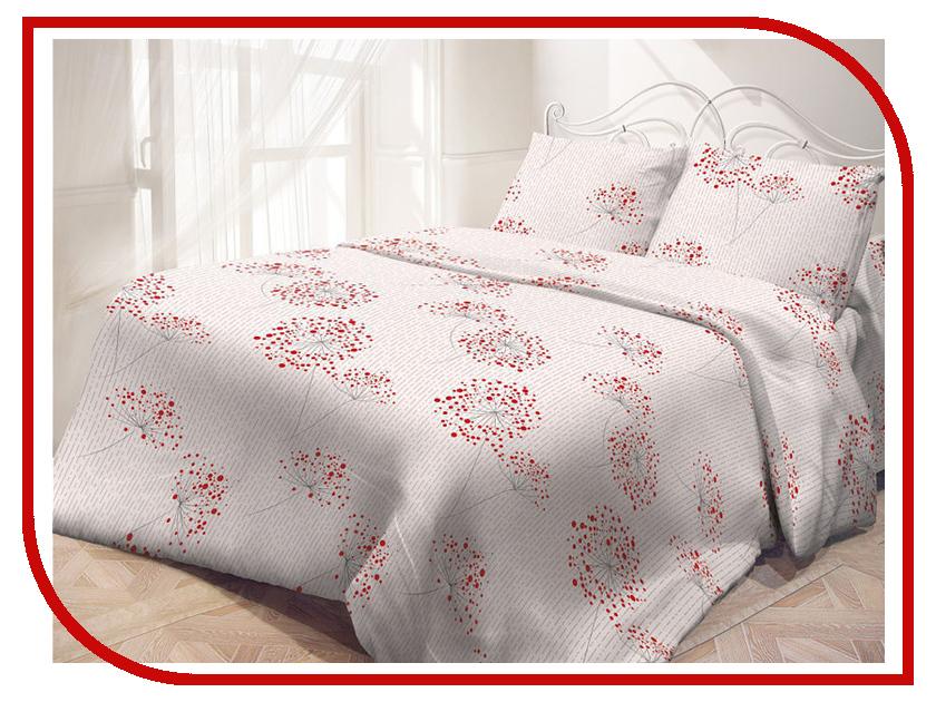 Постельное белье Самойловский текстиль Легкость Комплект 1.5 спальный Бязь 714278