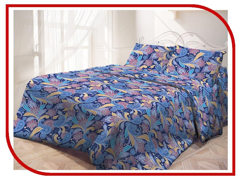 Постельное белье Самойловский текстиль Симфония Комплект 1.5 спальный Бязь 714112