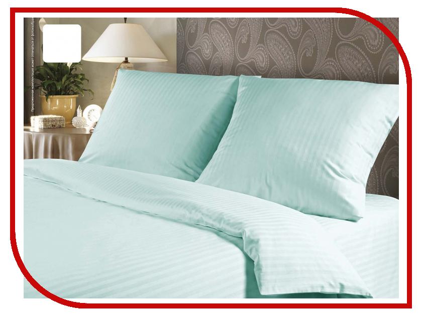 Постельное белье Verossa Комплект 2 спальный Страйп Blue Sky 711216 постельное белье грация 5634 1 комплект 2 спальный фланель 2302810