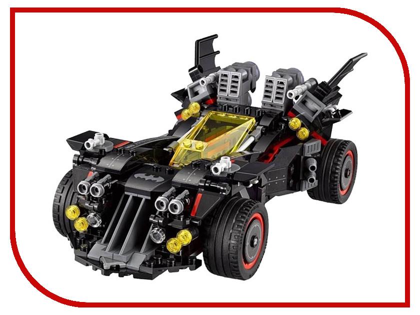 Конструктор BELA Batleader 10740 Крутой Бэтмобиль конструктор bela автомобиль для перевозки заключённых 60043 10418