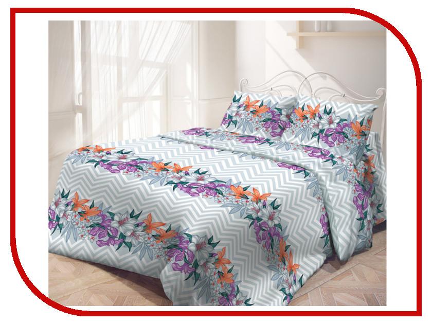 Постельное белье Самойловский текстиль Ноктюрн Комплект 2 спальный Бязь 714230 ноктюрн пифагора