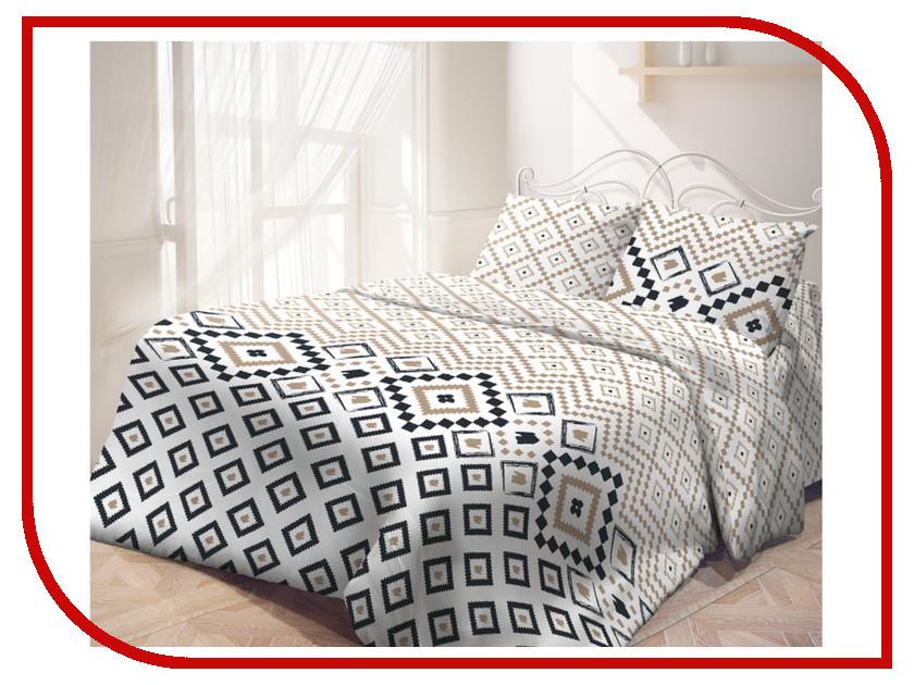 Постельное белье Самойловский текстиль Рейкьявик Комплект 2 спальный Бязь 714219 постельное белье самойловский текстиль ноктюрн комплект 2 спальный бязь 714230