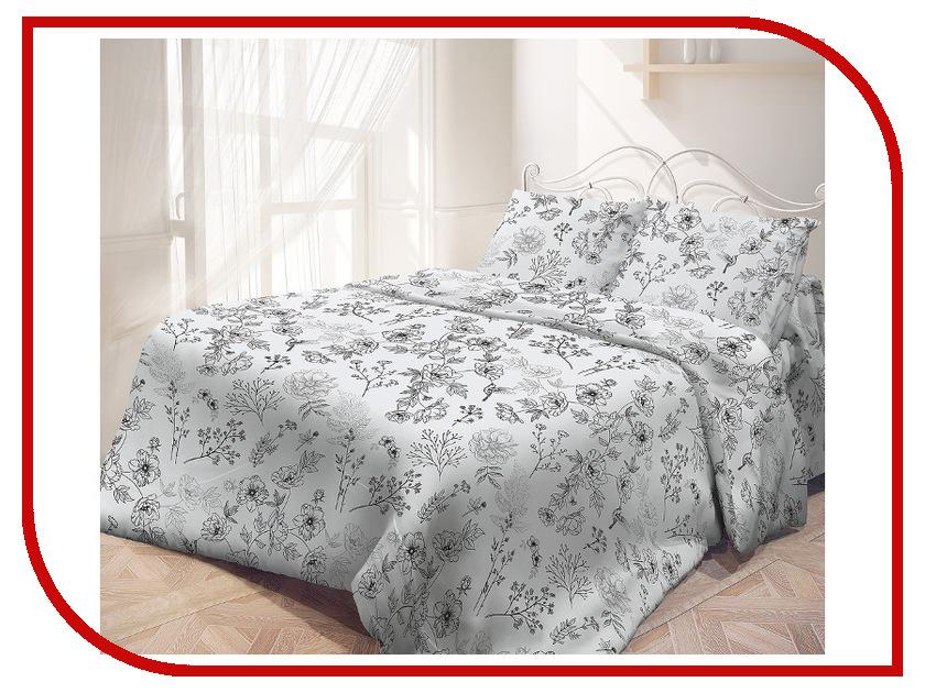 Постельное белье Самойловский текстиль Утро Комплект 2 спальный Бязь 714291 постельное белье самойловский текстиль ноктюрн комплект 2 спальный бязь 714230