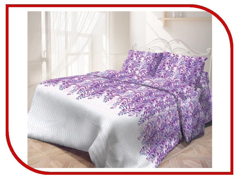 Постельное белье Самойловский текстиль Японский сад Комплект 2 спальный Бязь 713574