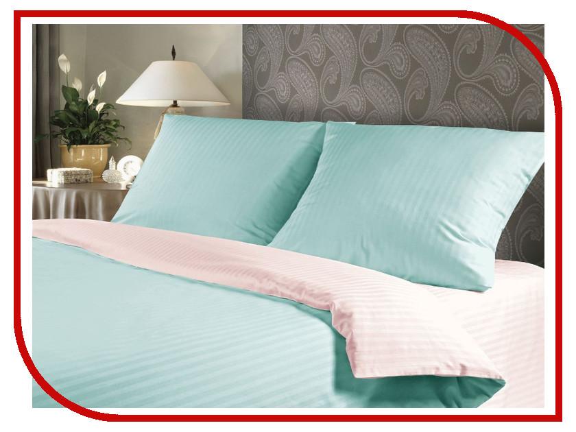 Постельное белье Verossa Комплект 1.5 спальный Страйп Sunset 711208 цена