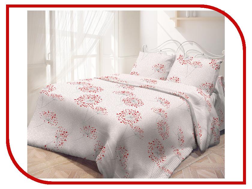Постельное белье Самойловский текстиль Легкость Комплект Евро Бязь 714282 постельное белье самойловский текстиль ноктюрн комплект евро бязь 714231
