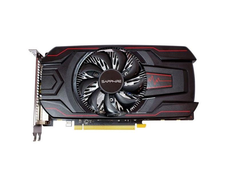 Видеокарта Sapphire Pulse Radeon RX 560 1226Mhz PCI-E 3.0 4096Mb 6000Mhz 128 bit DVI HDMI HDCP 11267-18-20G цена и фото