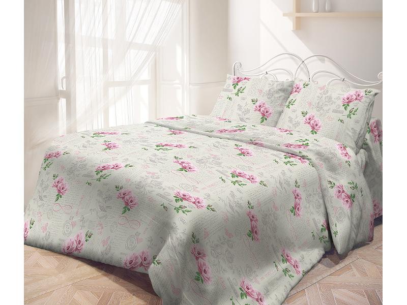 Постельное белье Самойловский текстиль Влюбленность Комплект Семейный Бязь 714139