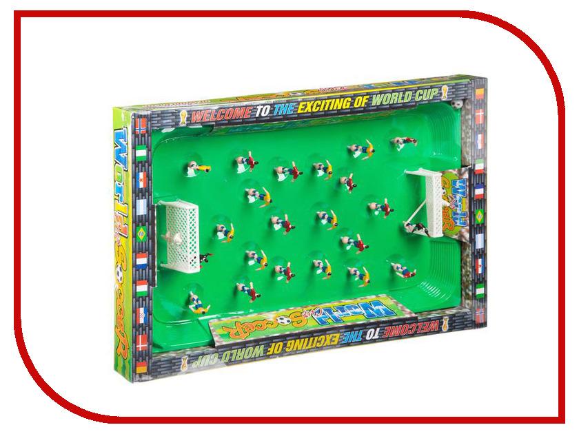 Настольная игра Partida Настольный футбол World Cup Soccer 50 B168344 игра спортивная partida набор для гольфа с автоматической лузой в кожаном кейсе