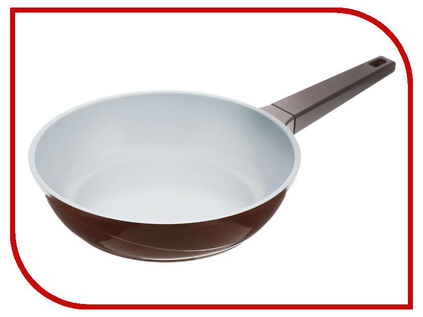 Сковорода Biostal Bio-FPD-24 24 см Brown-Grey