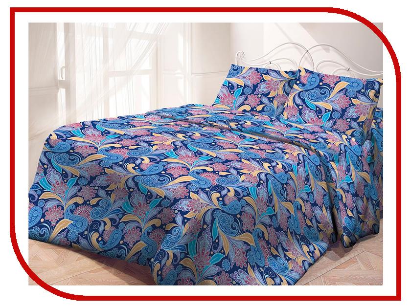 Постельное белье Самойловский текстиль Симфония Комплект Семейный Бязь 714118